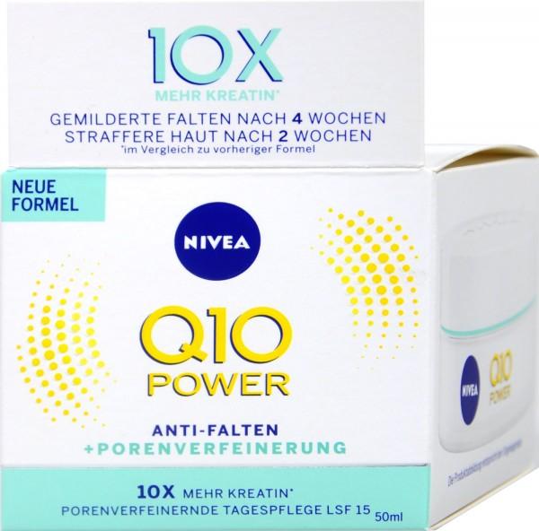 Nivea Visage Q 10 Day Care Creme, 50 ml