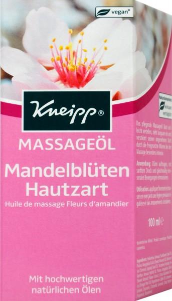 Kneipp Almond Blossom Massage Oil, 100 ml