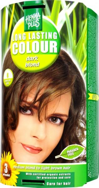 Hennaplus Long Lasting Colour, 6