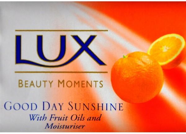 Lux Good Day Sunshine Soap, 125 g