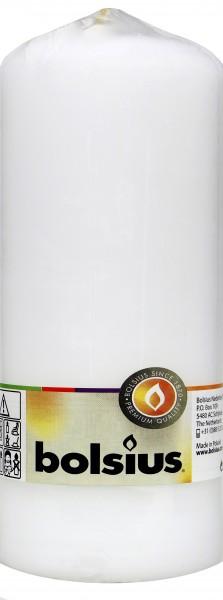 Eika Pillar Candle, White, 210 x 70 mm