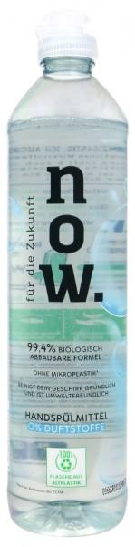 Palmolive Future Hand Dishwashing Liquid NOW 0% Scents, 550 ml