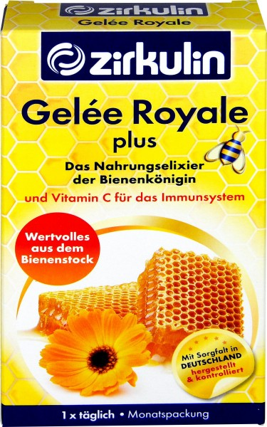 Zirkulin Royal Jelly Defence, 30-count