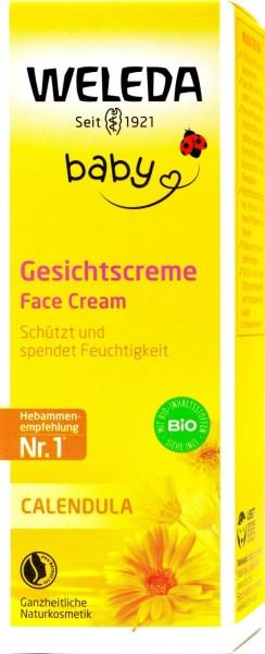 Weleda Calendula Face Cream, 50 ML
