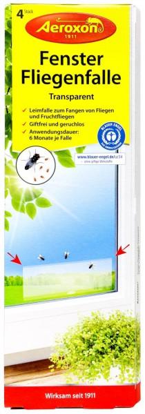 Aeroxon Window Fly Trap, 4-pack