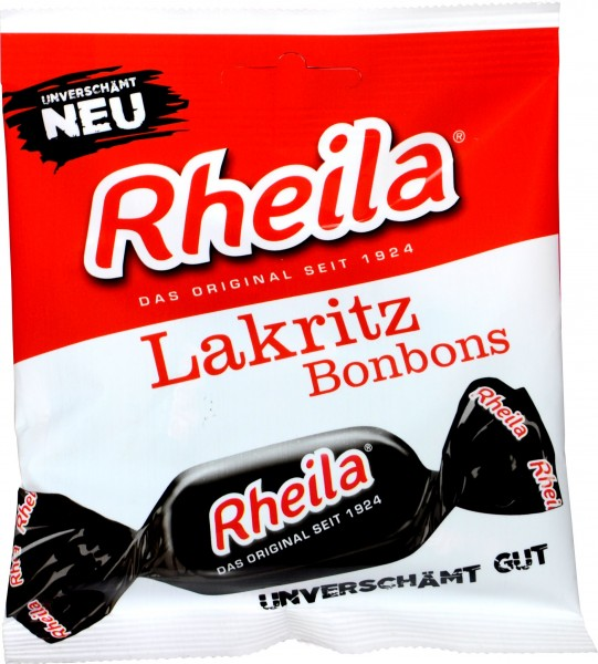 Rheila Liquorice Lozenges, 50 g