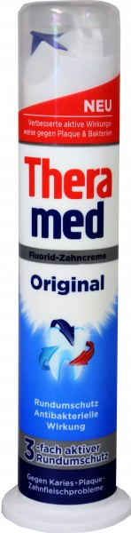 Theramed Original, pump, 100 ml