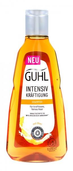 Guhl Intensive Strengthening Shampoo Beer, 250 ml