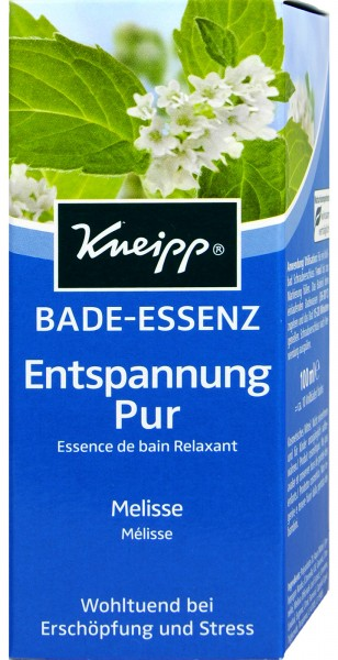 Kneipp Lemon Balm Relaxing Bath Soak, 100 ml