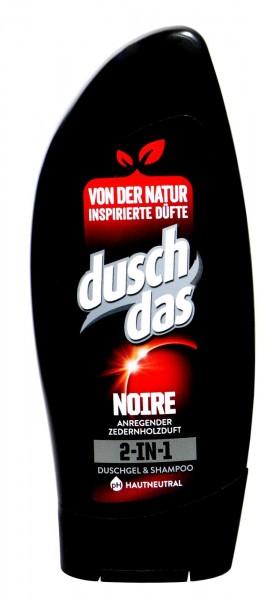 Duschdas Noire, 250 ml