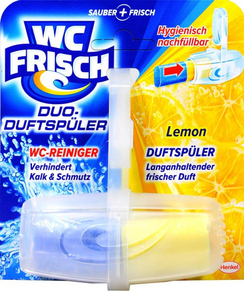 WC Frisch Duo-Scented Citrus