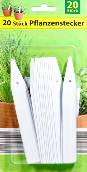Plant Plug 15 cm Long, 2 cm Wide, 20-pack