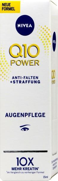 Nivea Visage Q 10 Power Eye Cream, 15 ml