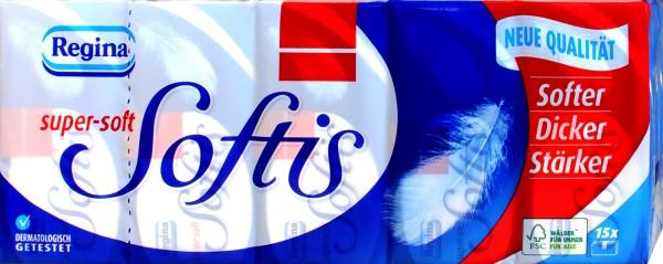 Regina Softis Tissues, 15 x 9