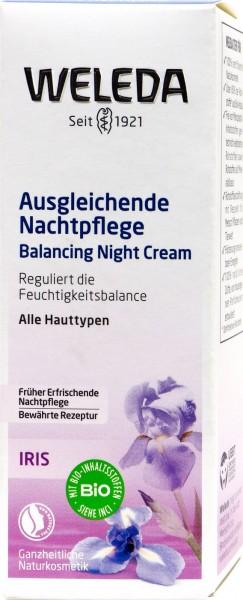 Weleda Iris Night Cream, 30 ML