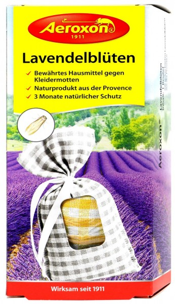 Aeroxon Lavender Blossom Moth Repellent, pouch, 1-pack