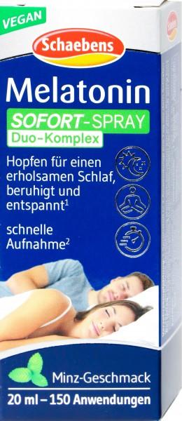 Schaebens Melatonin Sleep Spray, 20 ml