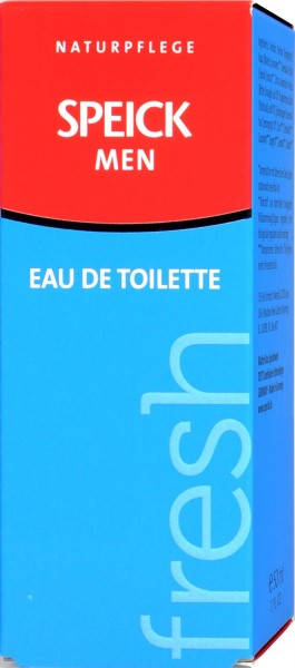 Speick Eau de Toilette, 50 ml