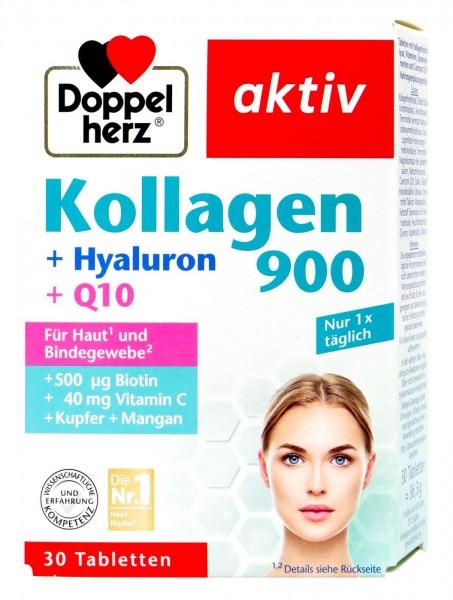 Doppelherz Collagen 820, 30-count