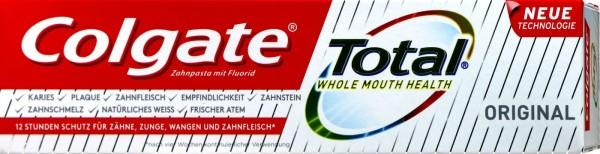 Colgate Total Toothpaste, 75 ml