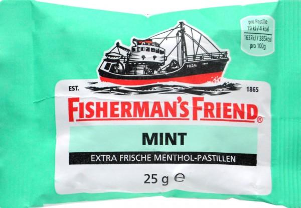 Fisherman's Friend Mint, 25 g