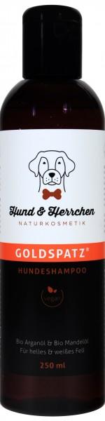 Hund & Herrchen Dog Shampoo Goldspatz, 250 ML