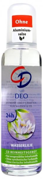 CD Water Lily Deodorant Spray, 75 ml
