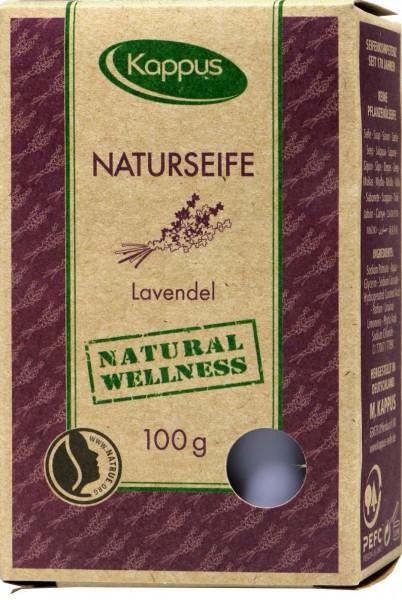 Kappus Lavender Natural Soap, 100 g