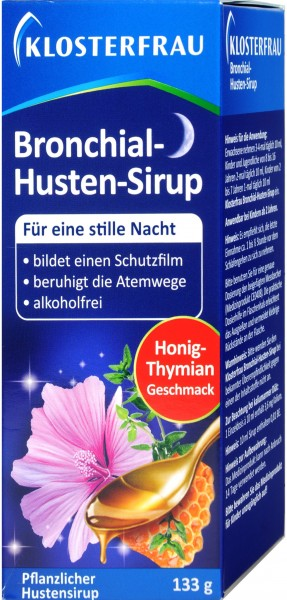 Broncholind Bronchial Cough Syrup, 100 ml