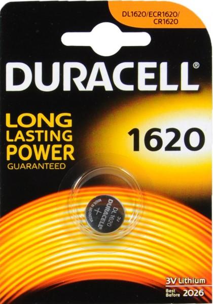 Duracell Lithium Battery 1620, 3 V