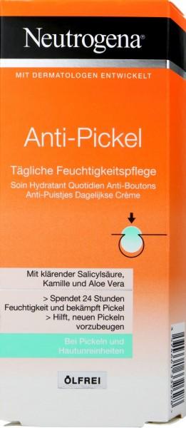 Neutrogena Anti-Spot Moisturiser, Oilless, 50 ml