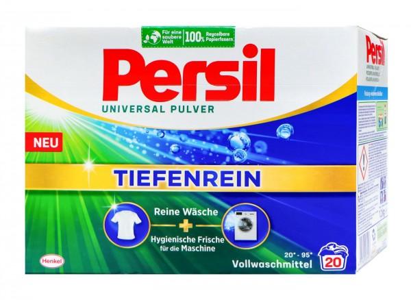Persil Universal Powder, 20 washes, 1.3 kg