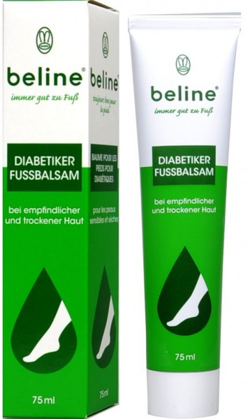 Beline Diabetic Foot Balm, 75 ml