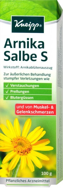 Kneipp Arnica Ointment S, 100 g