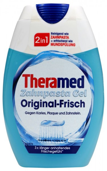 Theramed Liquid Original 2-in-1, 75 ml