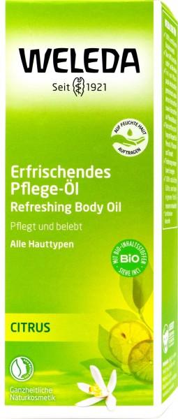 Weleda Lemon Freshening Oil, 100 ML
