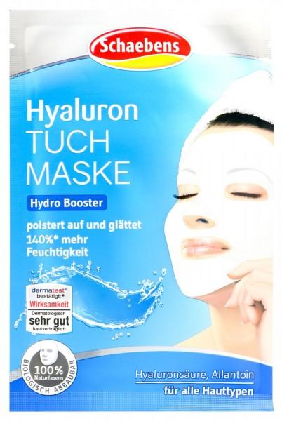 Schaebens Hyaluron Cloth Mask, 1-pack