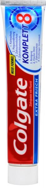 Colgate Complete Extra Fresh Toothpaste, 75 ml