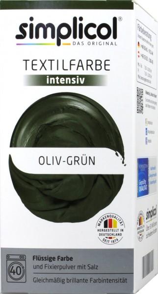 Simplicol Intensive Textile Dye, Olive Green, 1814
