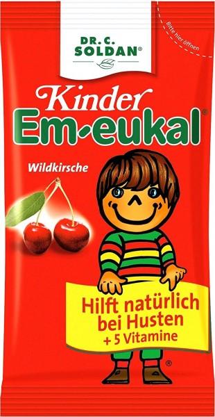 Em-Eukal Children's Wild Cherry, 75 g