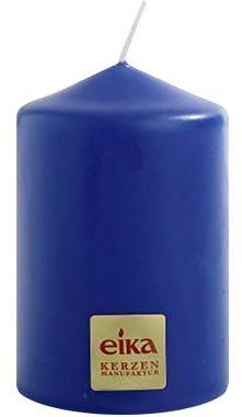 Eika Pillar Candle, Azure Blue, 70 x 50 mm