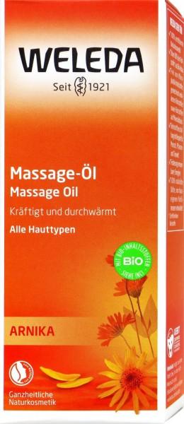 Weleda Massage Oil with Arnica, 100 ML