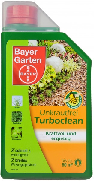 Bayer Turboclean Weed Killer, 1000 ml