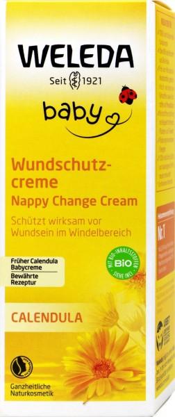 Weleda Calendula Nappy Cream, 75 ML