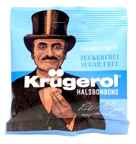 Krügerol Original Throat Lozenges, sugar-free, 50 g