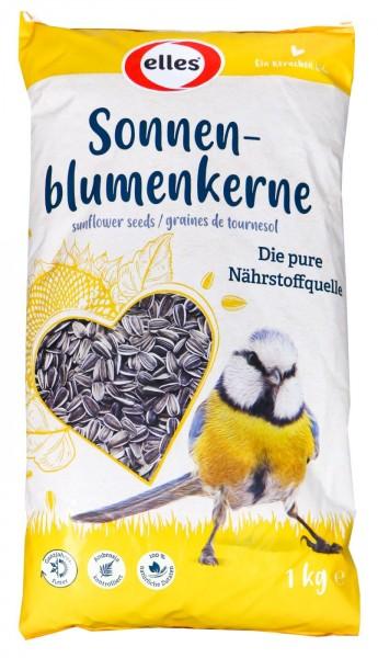 Elles Sunflower Seeds, 1 kg