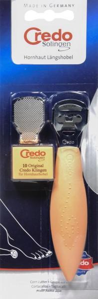 Credo Callus Scraper with 10 blades