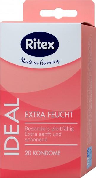 Ritex Ideal Condoms, 20-count