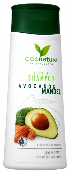 Cosnature Repair Shampoo, 200 ml