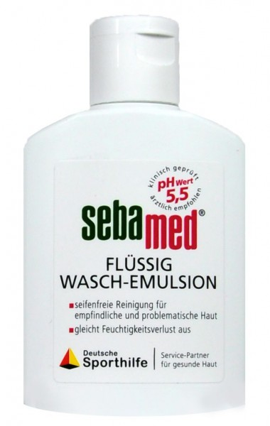 Sebamed Wash Emulsion, liquid, 50 ml